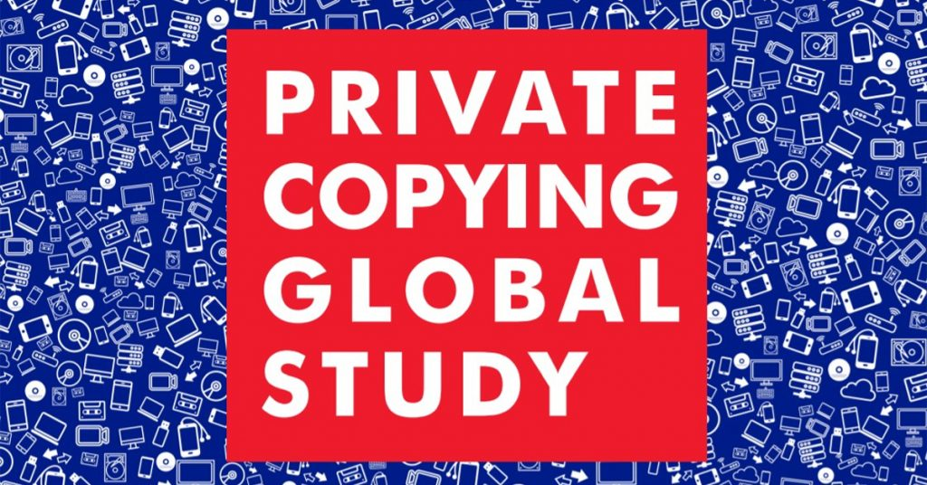 Private copying global study