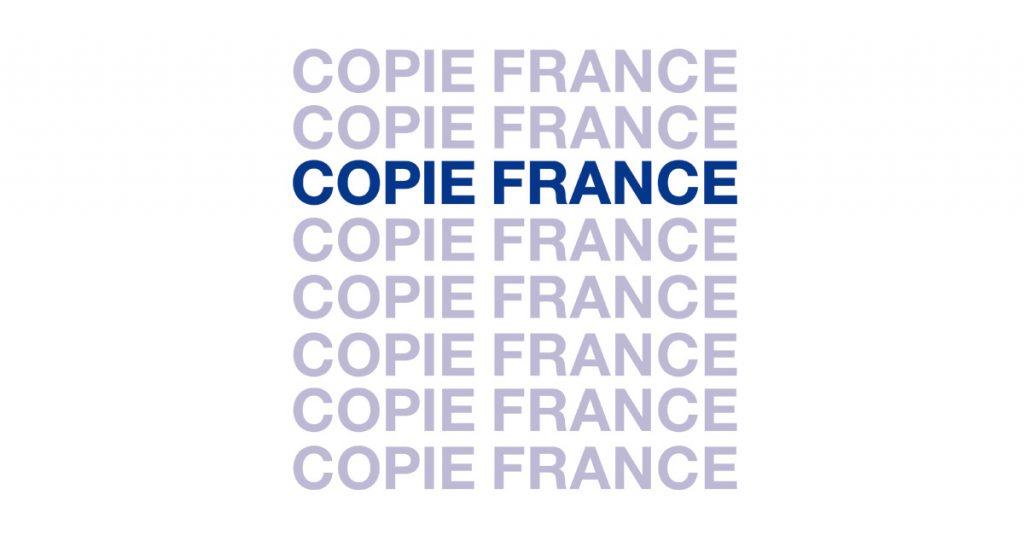 Logo Copie France